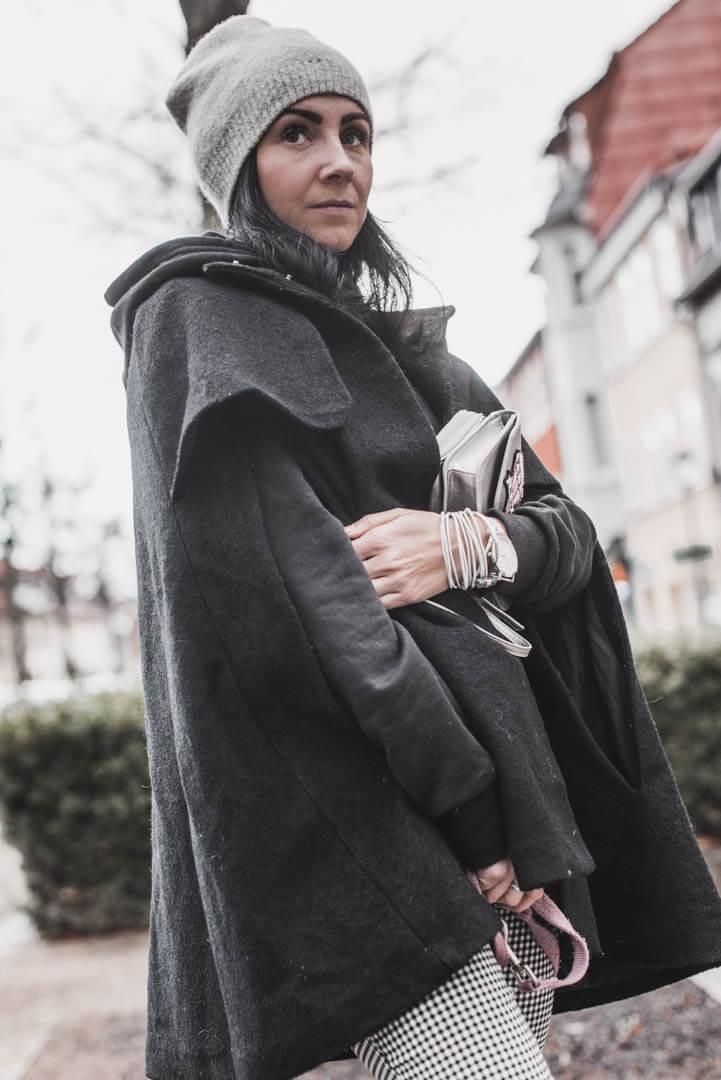 Trend Comeback Cape : Warm und lässig elegant Shoelove Deichmann