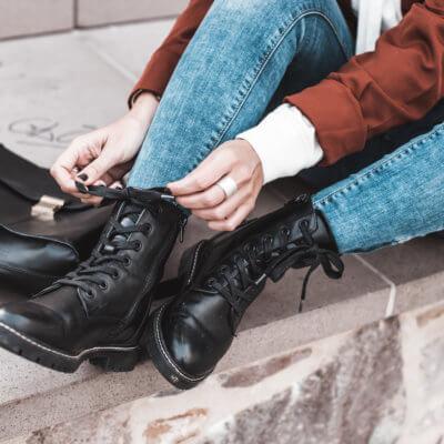 Combat Boots Archive Shoelove by Deichmann