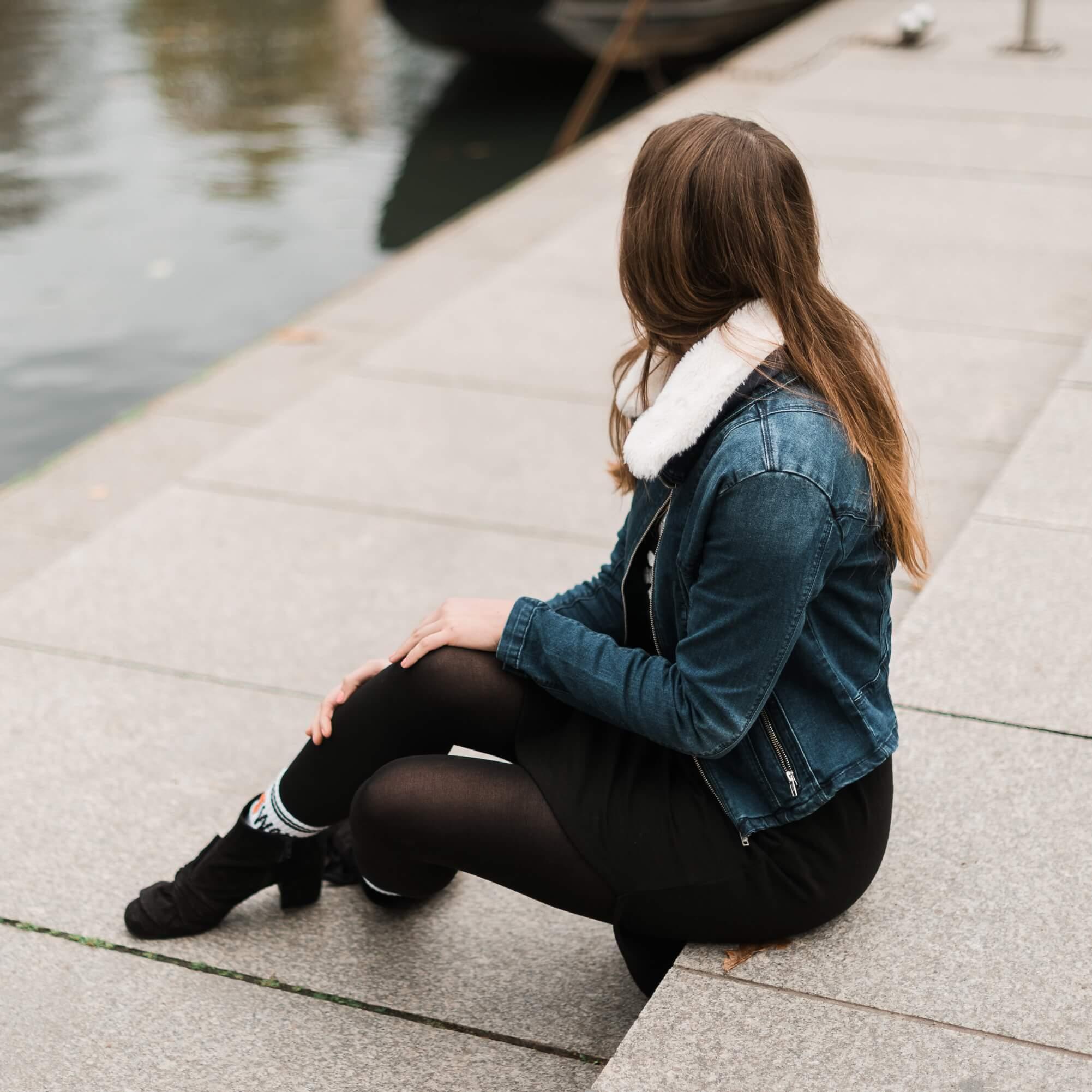 andysparkles-Outfit-Ideen für den Winter mit Strumpfhose