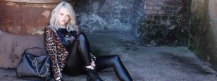 Herbst Styles geshootet in Lost Places