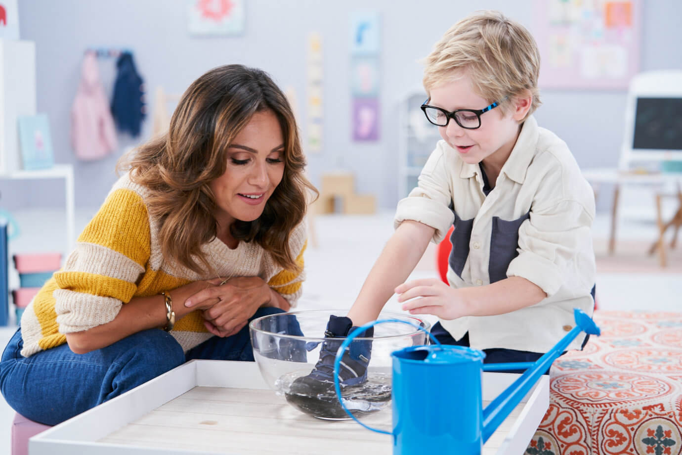 Kids Talk mit Nazan Eckes