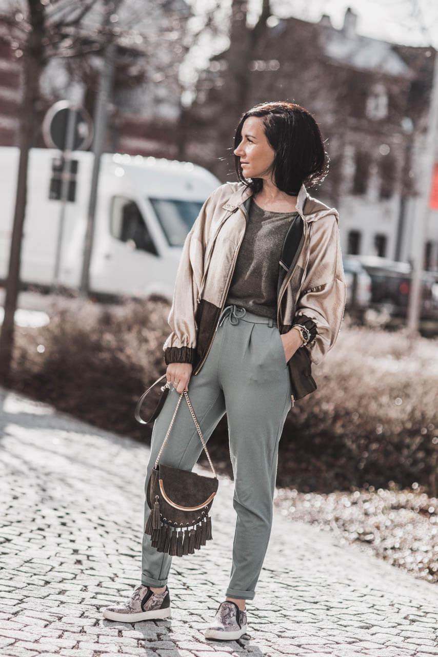 Der Ton-In-Ton Trend - so stylisch ist einfarbig Shoelove Deichmann