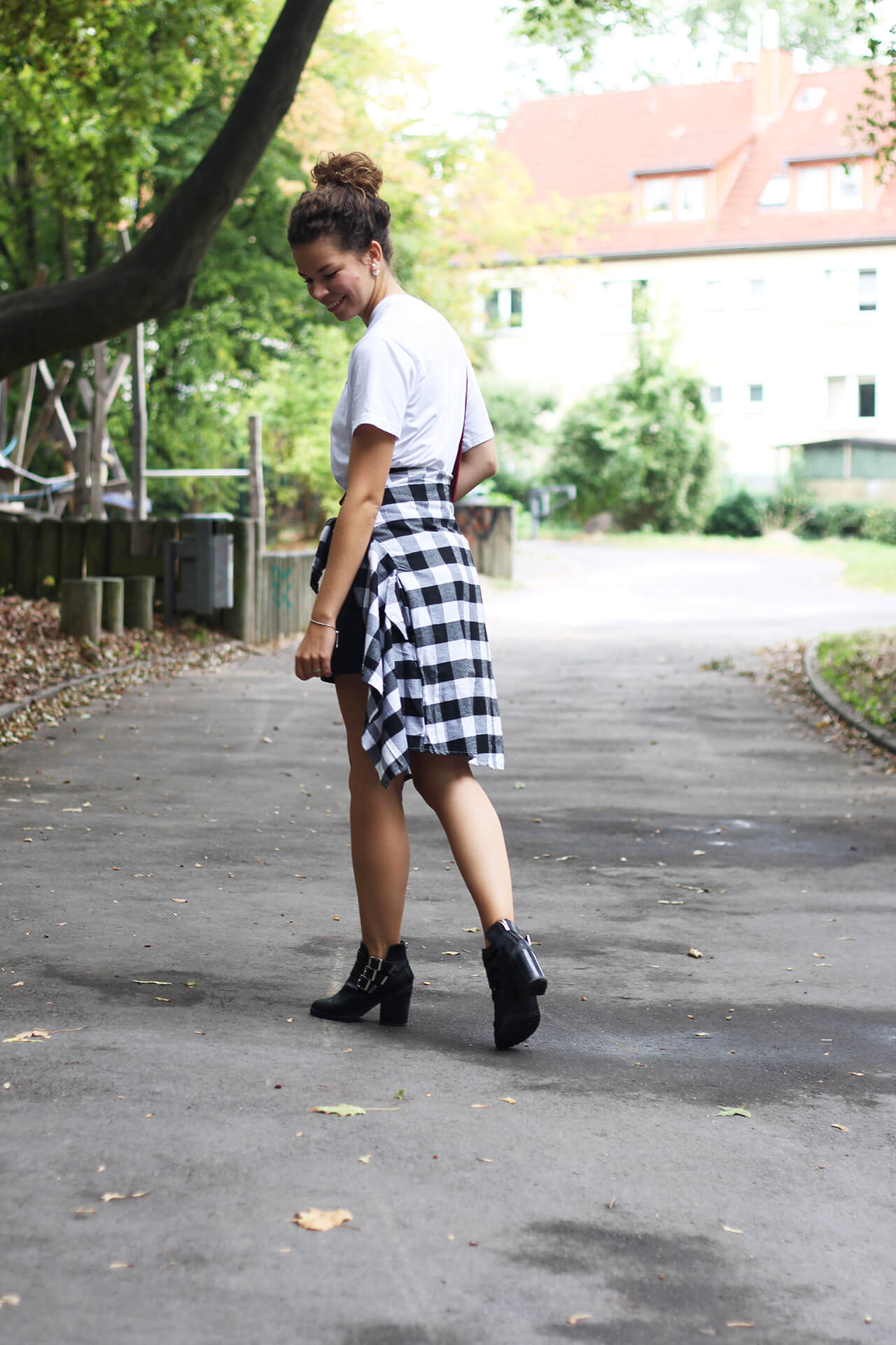 edgy Style - ein Herbst-Outfit
