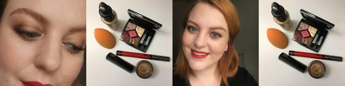 Festive Make-up BTB