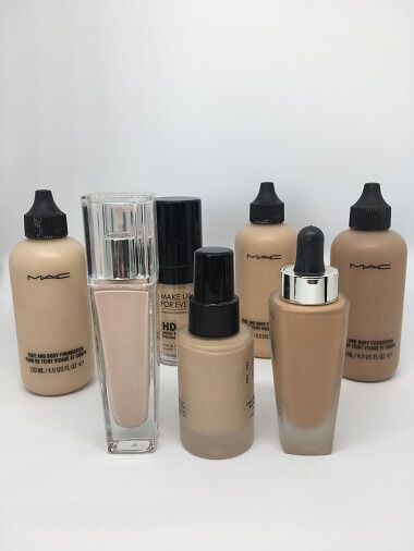 Foundation Farben