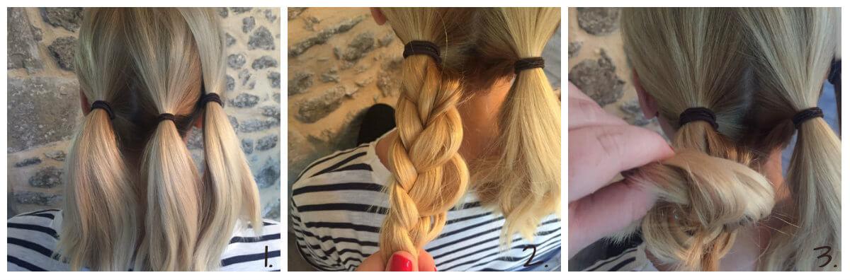 Hair Step 1-3