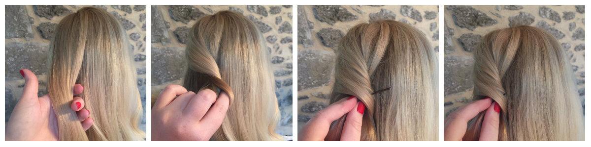 Hair Tutorial Half 1