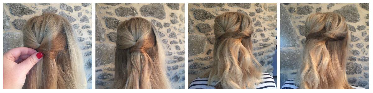 Hair Tutorial Half 2