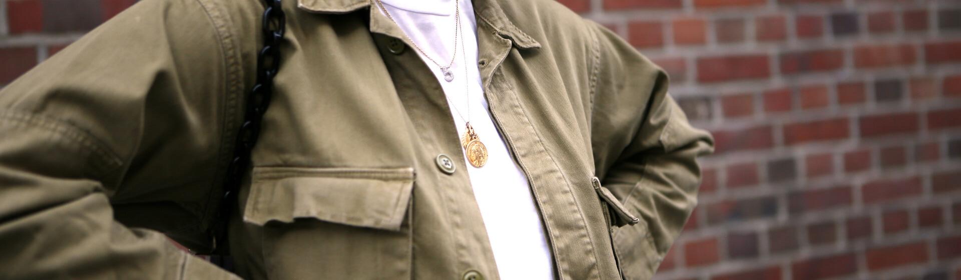 Outfit mit Utlitliy Jacket