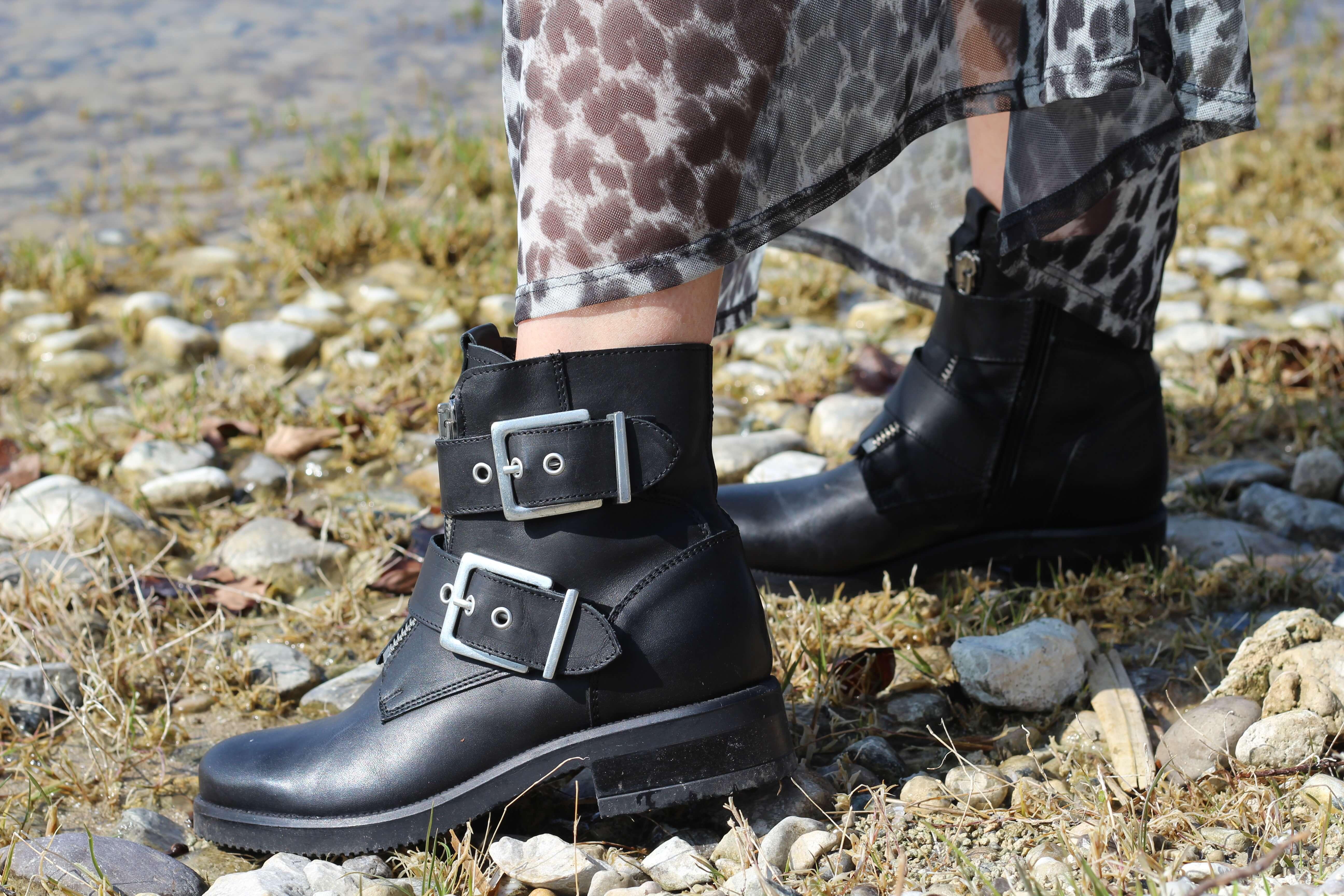 Festival Style: Boots - der ideale Festivalschuh