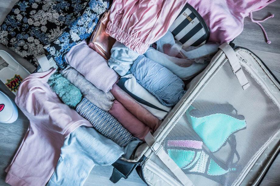 Koffer packen - fünf Tipps und Must Haves auf Reisen Trendblog Deichmann