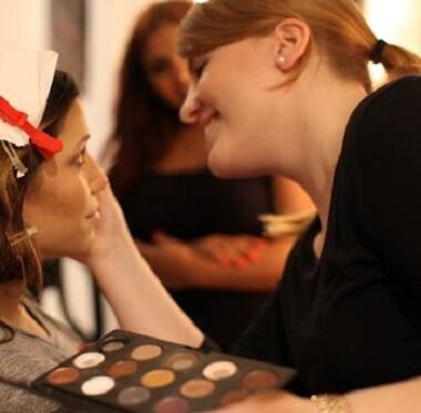 Make-up Artist 1