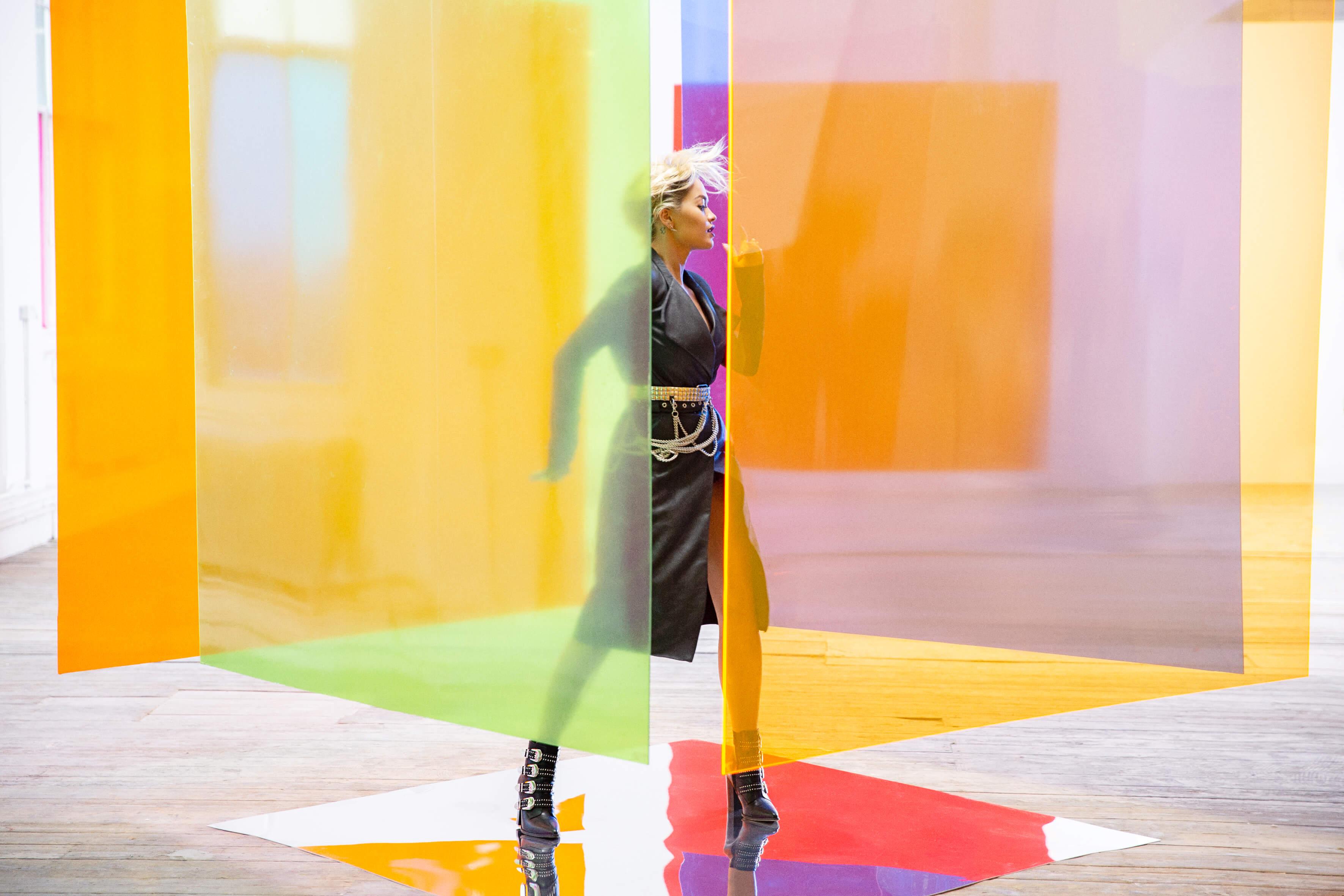 Rita Ora Kollektion bei Deichmann