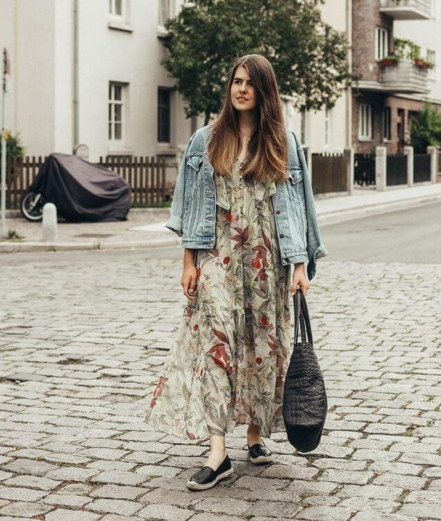 Sommer City Trip Kleid