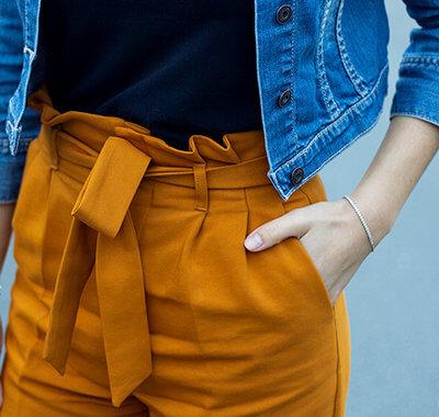 Trendfarbe Gelb Herbst 2018