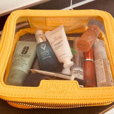 Travel Beauty Bag