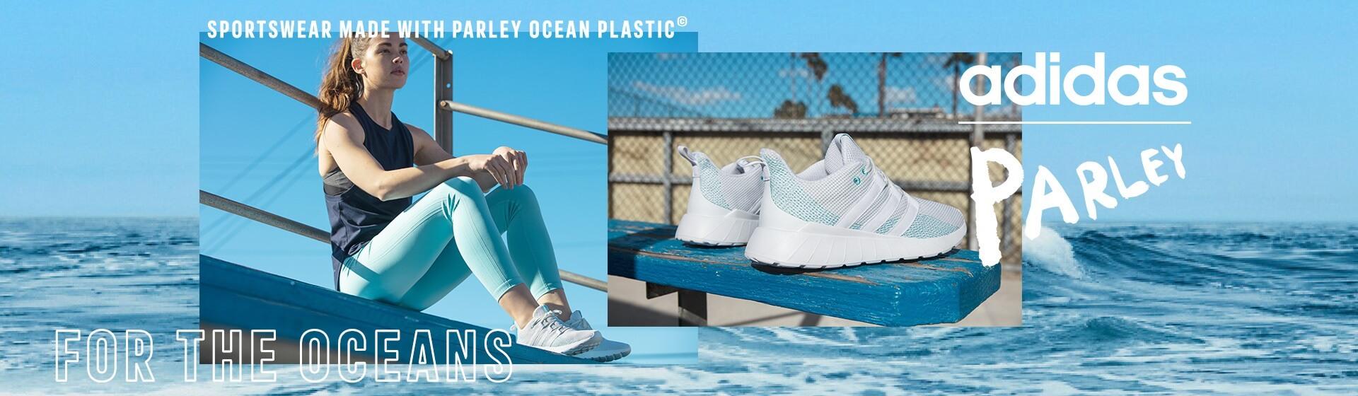adidas Parley Schuhe – jetzt bei DEICHMANN! Shoelove by