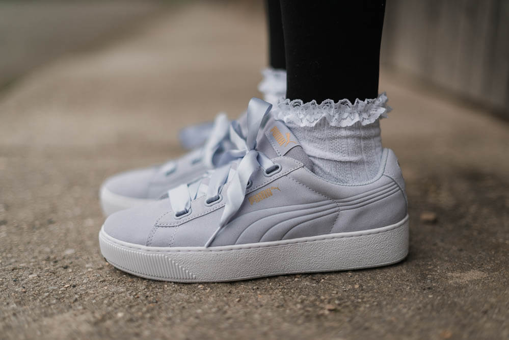 Casual Weekend - Styling Tipps für Puma Platforms, Shoelove by Deichmann