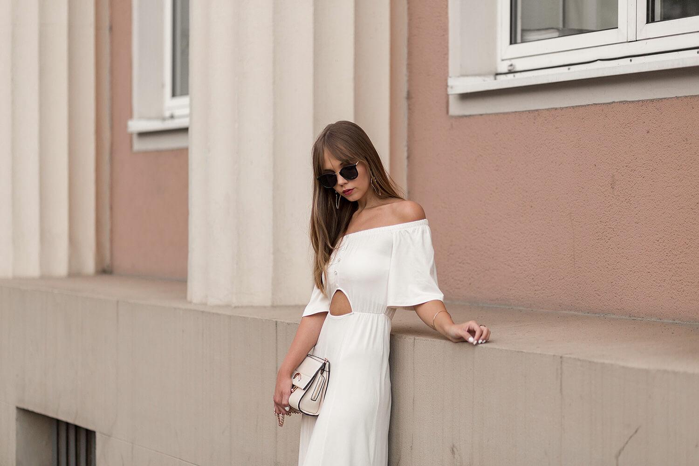 Bardot Kleid stylen im Sommer, Shoelove by Deichmann