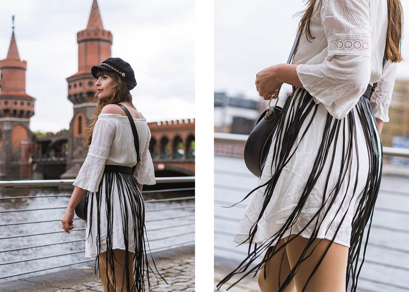 Festival Outfit mit Chunky Sneaker