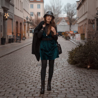 Bucket Hat-Anglerhut kombinieren-Wie trage ich einen Fischerhut-Bucket Hat Trend 2019-Shoelove by Deichmann-Modeblog andysparkles