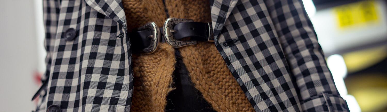 Wie kombiniere ich extralange Mäntel-Winteroutfit mit Mantel-Biker Boots Deichmann-Modeblog andysparkles-Shoelove by Deichmann