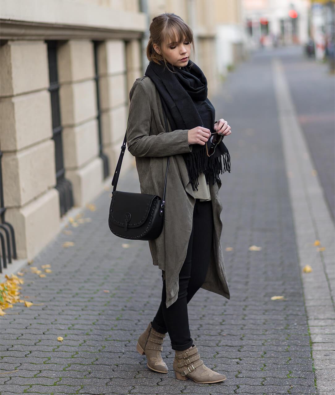 Grün im Herbst Die Farbe des Jahres Shoelove by Deichmann