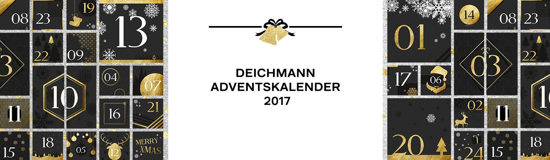 Deichmann Adventskalender