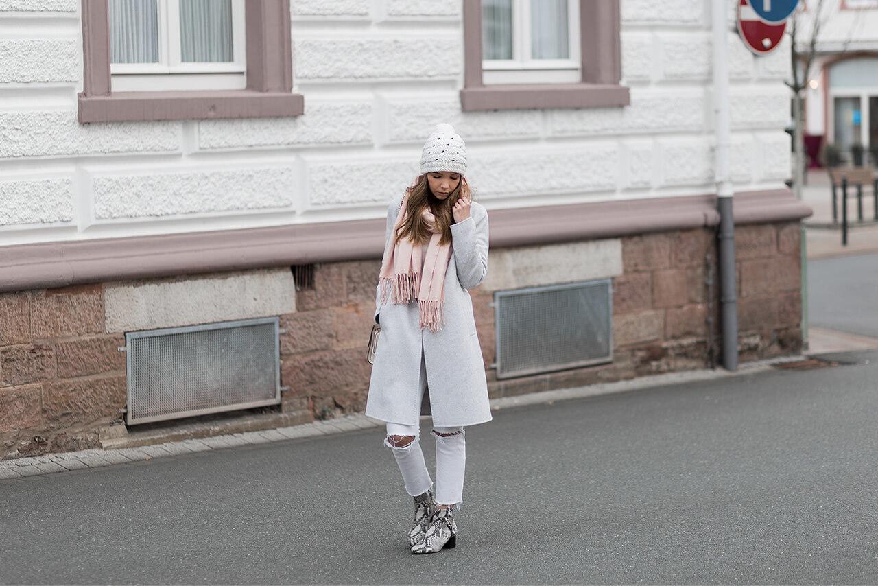 Helle Farben im Winter kombinieren, Shoelove by Deichmann