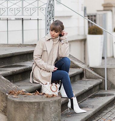 Jeggings kombinieren, bequeme Alternative zur Jeans, Styling Tipps, Shoelove by Deichmann