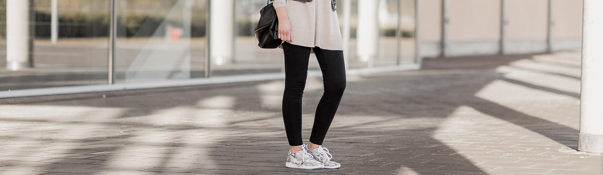 Leggings - Top oder Flop? Leggings kombinieren, Shoelove by Deichmann