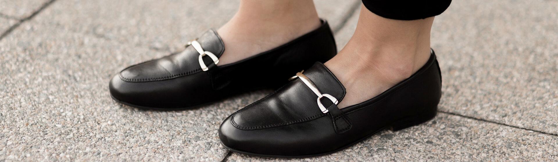 Loafer stylen stilvoll und modern, Schuhtrend 2019, Shoelove by Deichmann