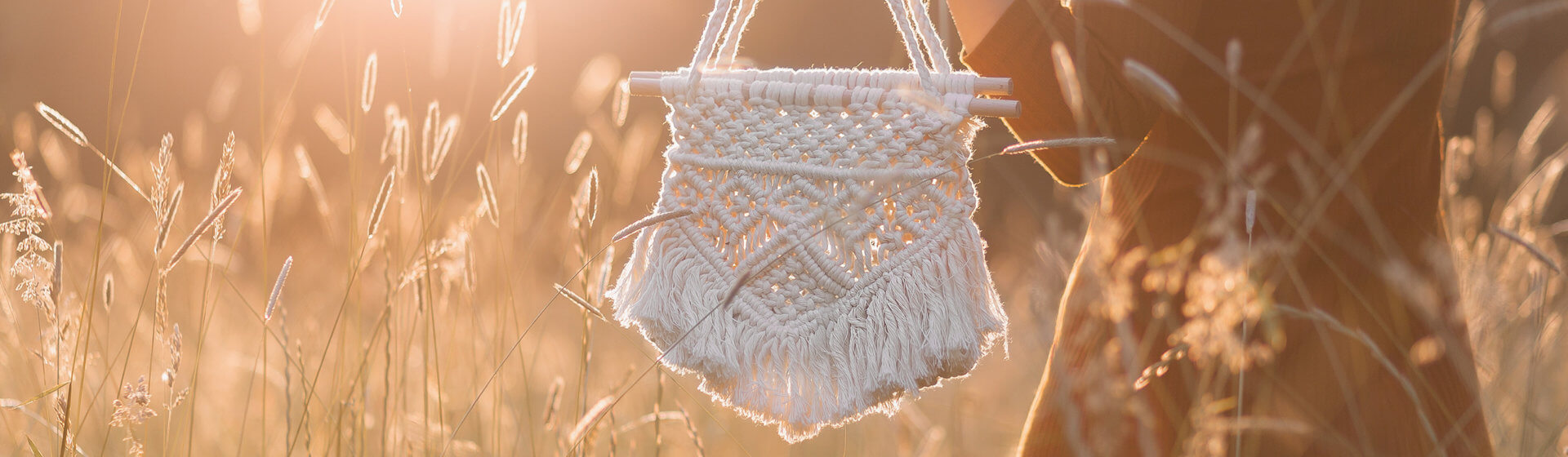 Makramee-Taschen, Accessoire Trend, Sommer Must-Have, Shoelove by Deichmann
