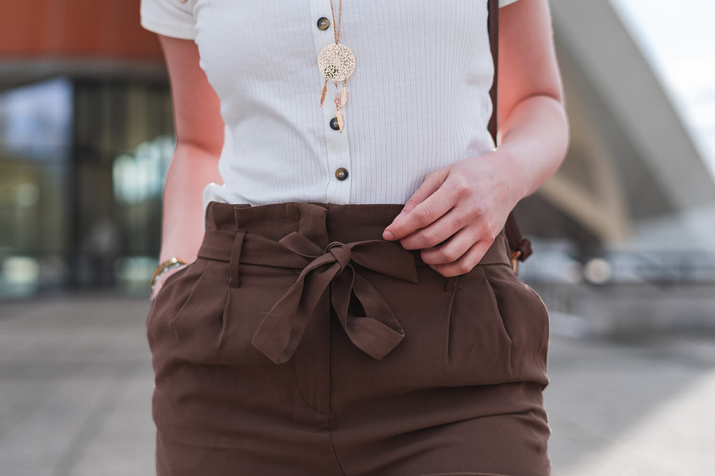 Paperbag Hosen