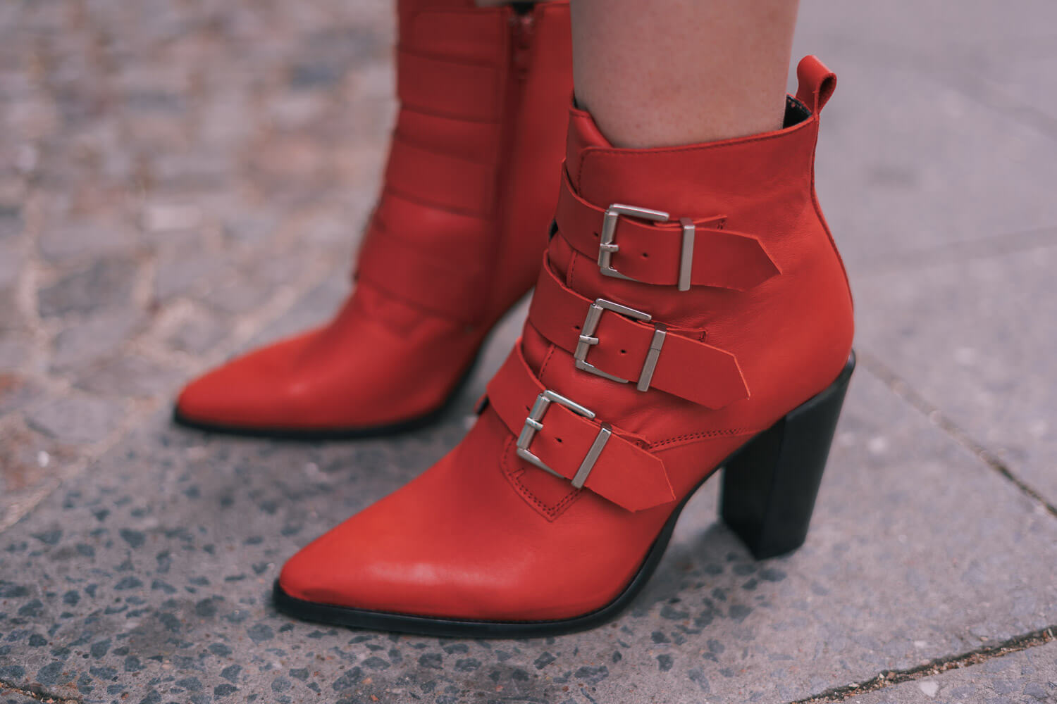 Rote Boots Trend Edition
