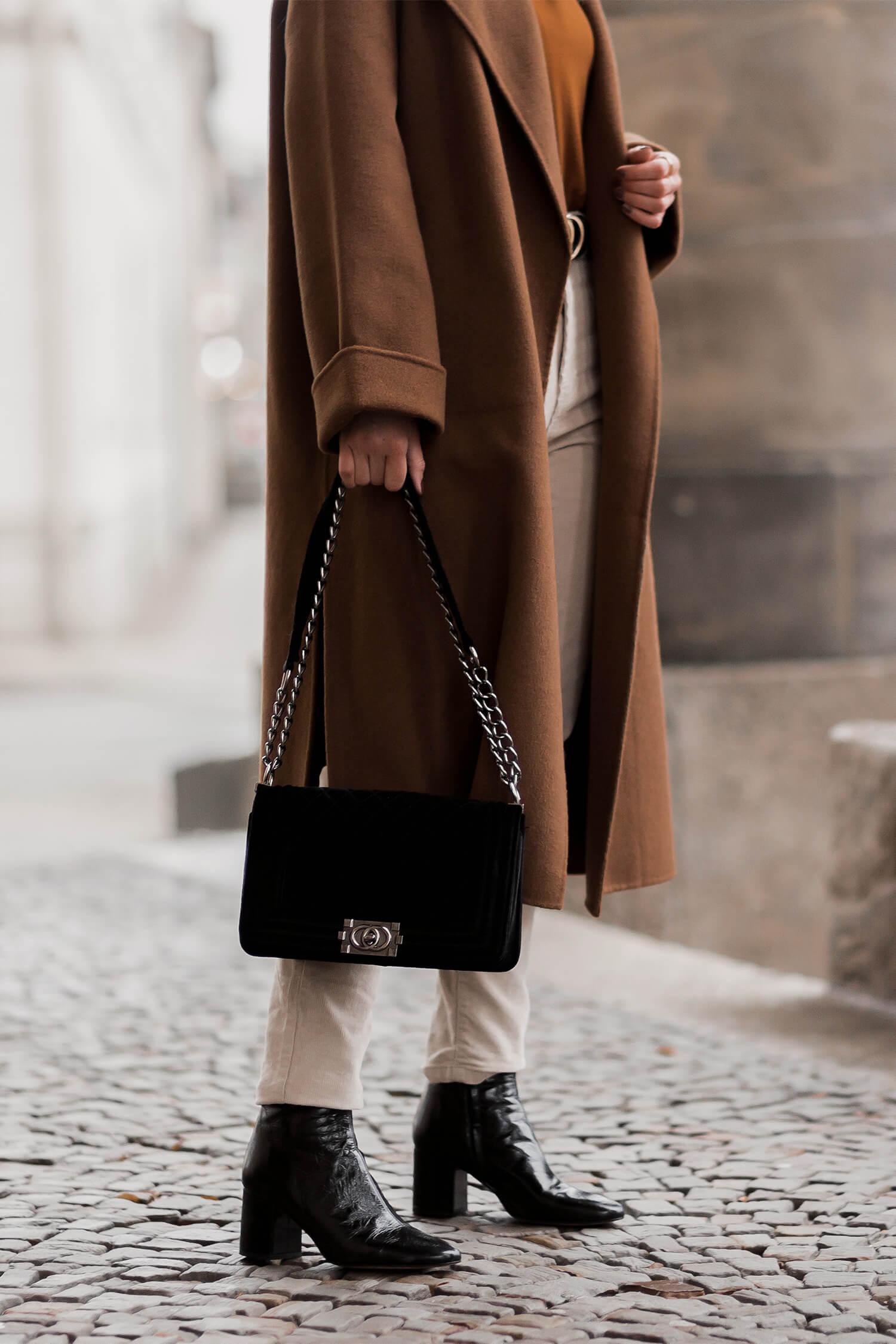 Schokoladenbraun als neue Trendfarbe für den Winter, Shoelove by Deichmann