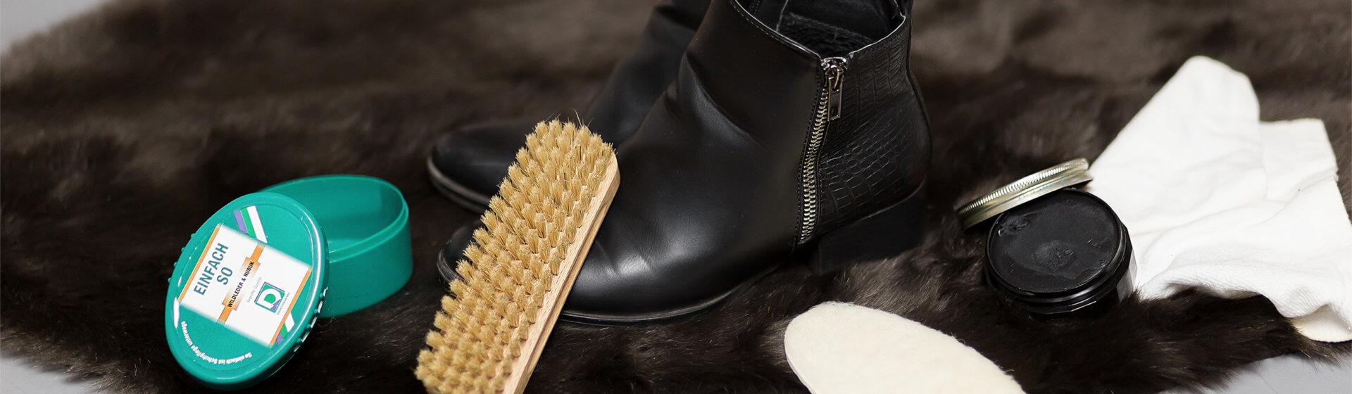 Schuhe winterfest machen, Schuhpflege im Winter, Schuh Hacks, Shoelove by Deichmann