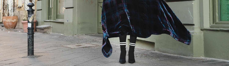 Sock Boots für den Frühling kombinieren