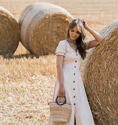 Sommerkleider für den Alltag stylen, Shoelove by Deichmann