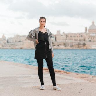 Statementärmel im Alltag tragen-Statement Ärmel-Casual Look-Alltagsoutfit-Modeblog-andysparkles