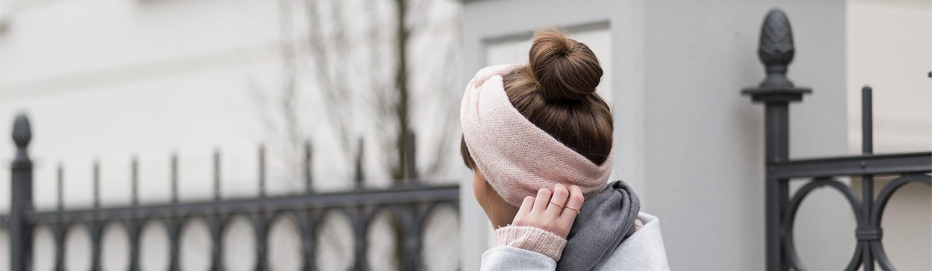 Stirnband - Die schicke Alternative zur Mütze, Stirnband kombinieren, Shoelove by Deichmann