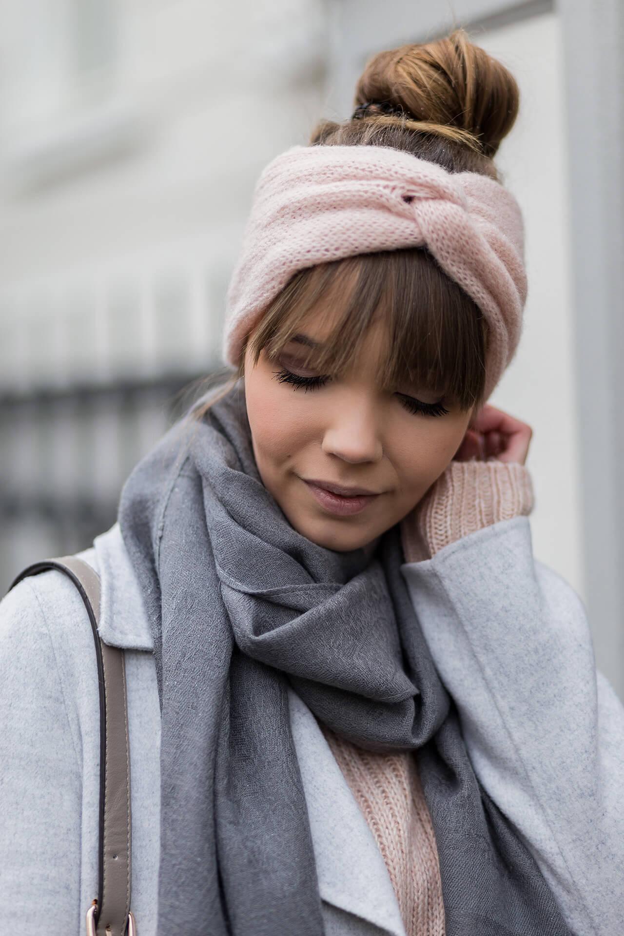 Stirnband Die Schicke Alternative Zur Mütze Shoelove By