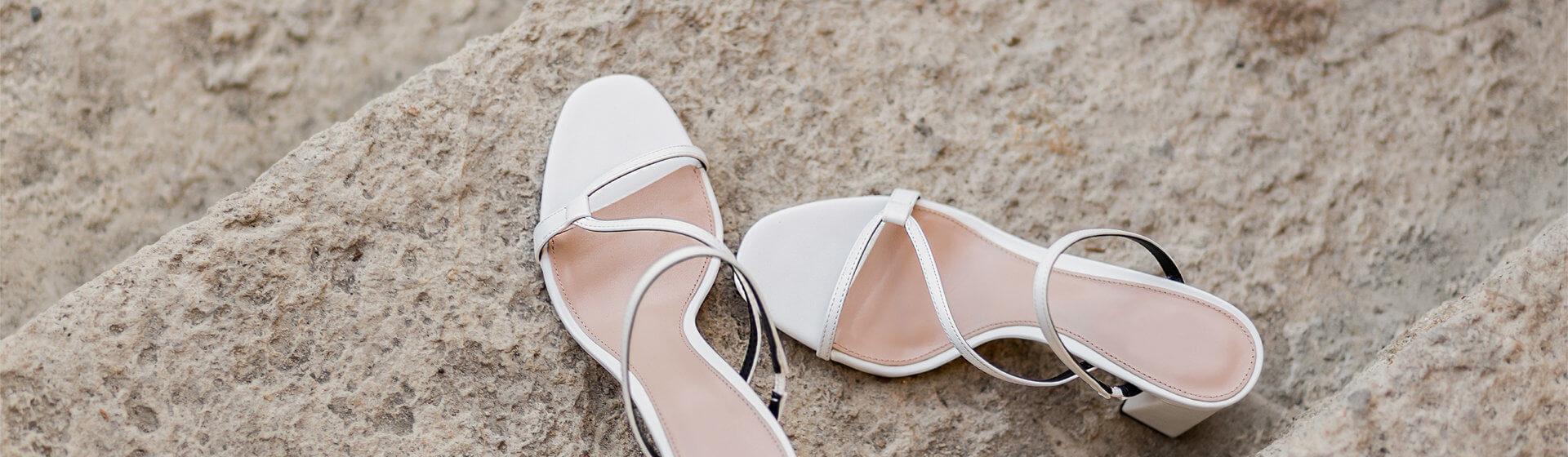 Strappy Sandals stylen, Sommer Trendschuh 2019, Riemchensandalen, Shoelove by Deichmann