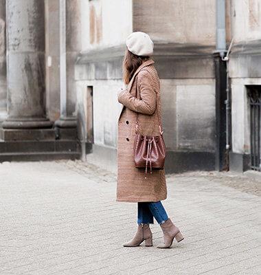 Taschen in Kroko-Optik stylen, Trend-Accessoire, Shoelove by Deichmann