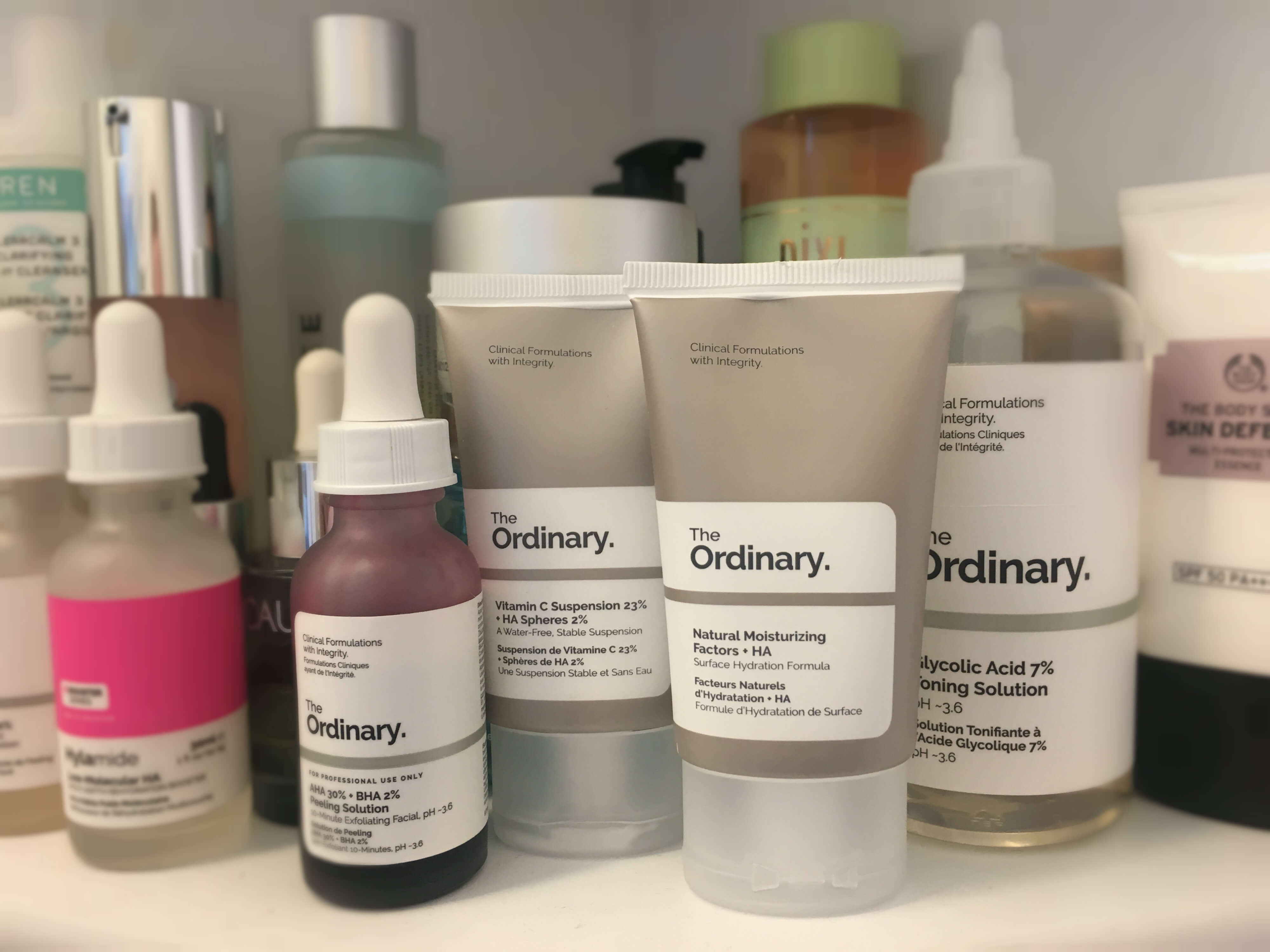 the ordinary bathroom