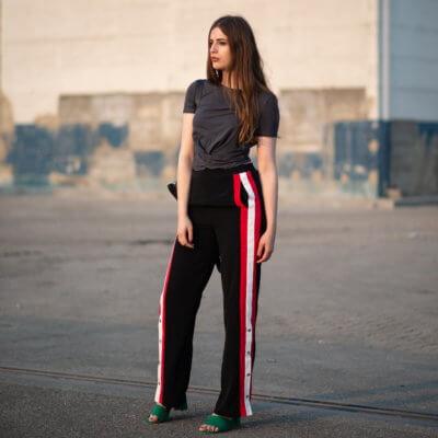 Trackpants kombinieren-Athleisure Look tragen-Modeblog-Shoelove by Deichmann-andysparkles