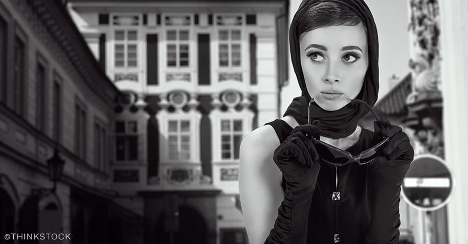 a6472bf3f8e542 Zwei Stil-Ikonen - Hubert der Givenchy und Audrey Hepburn - Shoelove ...