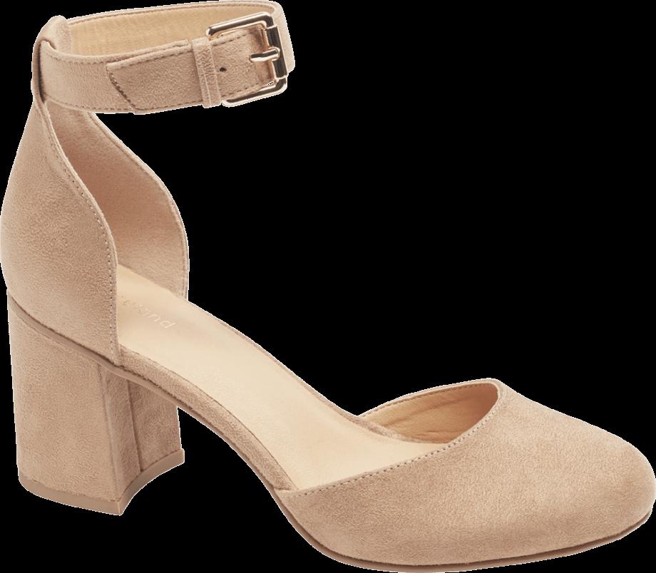 Zapato cerrado marrón