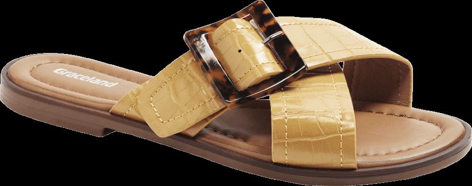 Sandalias con abalorios