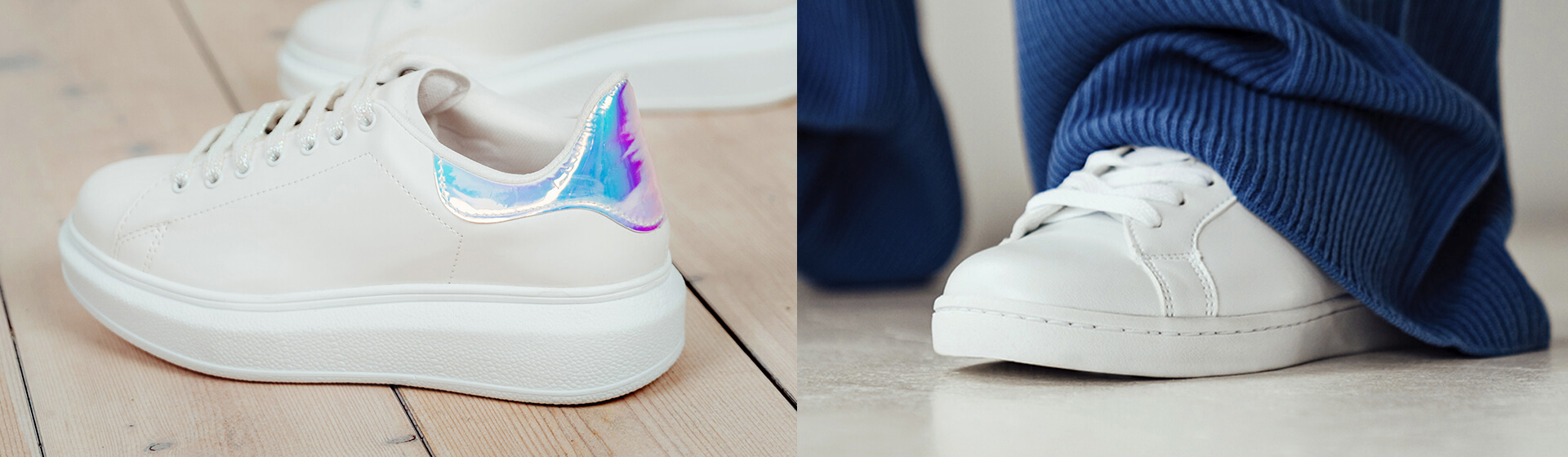 Las tendencias en sneakers para mujer de este año